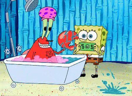 Игра губка боб принимает ванну брат сергей бодров фильм 1